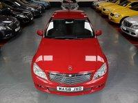 2008 MERCEDES-BENZ C CLASS C180 KOMPRESSOR SE 1.8 4d AUTO  £6250.00