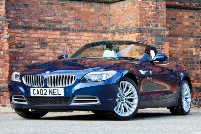2009 02 BMW Z4 3.0 35i DCT sDrive 2dr