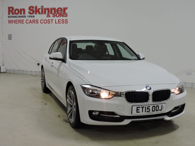 View our 2015 15 BMW 3 SERIES 2.0 318D SPORT 4d 141 BHP