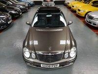 2008 MERCEDES-BENZ E CLASS E280 CDI AVANTGARDE 3.0 4d AUTO  £6300.00