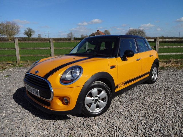 2015 65 MINI HATCH COOPER 1.5 COOPER 5d AUTO 134 BHP