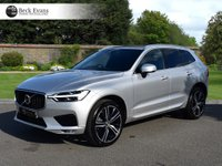 USED 2017 67 VOLVO XC60 2.0 T5 R-DESIGN PRO AWD 5d 251 BHP SATELITE NAVIGATION
