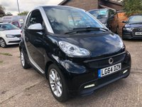2014 SMART FORTWO 0.0 ELECTRIC DRIVE  AUTO 75 BHP £9900.00