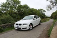 2011 BMW 3 SERIES 2.0 320D EFFICIENTDYNAMICS 4d 161 BHP £9499.00