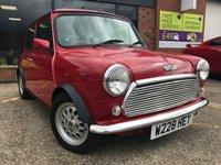 2000 ROVER MINI 1.3 SEVEN 2d 62 BHP £11995.00