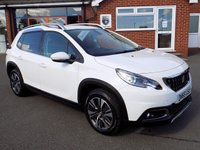 USED 2016 66 PEUGEOT 2008 1.2 PURETECH ALLURE 5dr ** Only 6000 miles + £30 RFL **