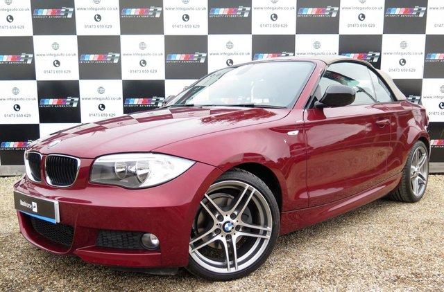 2013 63 BMW 1 SERIES 2.0 118D SPORT PLUS EDITION 2d AUTO 141 BHP