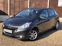 USED 2013 13 PEUGEOT 208 1.2 ACTIVE 5d 82 BHP IDEAL FIRST CAR ++ LOVELY CONDITION ++ PREMIUM WARRANTY