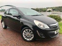 USED 2011 11 VAUXHALL CORSA 1.4 SE 3d AUTO 98 BHP **RARE AUTOMATIC**