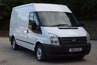 2012 FORD TRANSIT 2.2 300 1d 99 BHP £6450.00