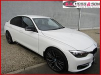 2013 BMW 3 SERIES 316D 2.0D SPORT 4dr **£30 PER YEAR ROAD TAX** £SOLD
