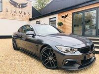 2016 BMW 4 SERIES 3.0 435D XDRIVE M SPORT 2d AUTO 309 BHP £25090.00