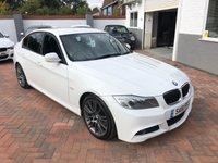 2011 BMW 3 SERIES 2.0 318I SPORT PLUS EDITION 4d 141 BHP £9995.00