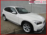 2015 BMW X1 2.0 XDRIVE 20D X-LINE 5dr AUTO 184 BHP **LADY OWNER VEHICLE** £16995.00