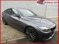 2015 BMW 3 SERIES 320D SPORT GRAN TURISMO 5dr 184 BHP **EXCELLENT EXAMPLE** £14595.00