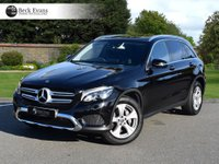 USED 2018 67 MERCEDES-BENZ GLC-CLASS 2.1 GLC 220 D 4MATIC SPORT PREMIUM PLUS 5d AUTO 168 BHP