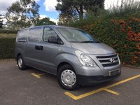 USED 2013 13 HYUNDAI ILOAD 2.5 COMFORT CRDI  One Owner, Full Service History, Air Conditioning
