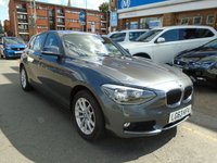 2013 BMW 1 SERIES 1.6 116I SE 5d 135 BHP £8994.00