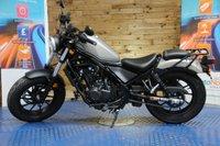 2017 HONDA CMX500 REBEL CMX 500 A-X 45 BHP - Low miles £4795.00