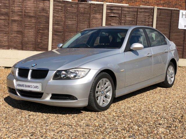 2006 56 BMW 3 SERIES 2.0 320D SE 4d 161 BHP