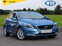 2015 VOLVO V40 1.5 T3 SE LUX NAV 5d AUTO 150 BHP £16000.00