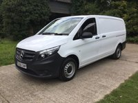 USED 2016 66 MERCEDES-BENZ VITO 2.1 114 BLUETEC 1d 136 BHP EURO 6, LWB, 136 BHP, EURO 6, LONG WHEEL BASE, 136 BHP,