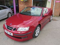 USED 2006 06 SAAB 9-3 2.8 AERO V6 2d AUTO 247 BHP RARE AUTO V6 AERO-FINANCE, PX & DELIVERY POSSIBLE