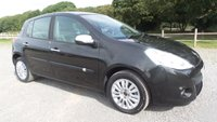 2010 RENAULT CLIO 1.1 I-MUSIC TCE 5d 100 BHP £2500.00