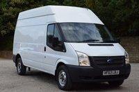 2013 FORD TRANSIT 2.2 350 H/R 1d 124 BHP £7450.00