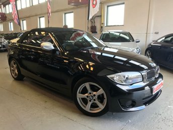 2012 BMW 1 SERIES 2.0 118D EXCLUSIVE EDITION 2d 141 BHP £12495.00