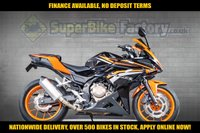 USED 2017 17 HONDA CBR500 RA-H  GOOD & BAD CREDIT ACCEPTED, OVER 500+ BIKES IN STOCK