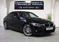 2013 BMW 3 SERIES 2.0 328I M SPORT 4d 242 BHP £15980.00