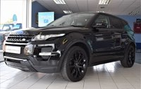 USED 2014 64 LAND ROVER RANGE ROVER EVOQUE 2.2 SD4 DYNAMIC 4X4 5d AUTO COMMAND 190 BHP ECO STOP/START