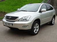 2007 LEXUS RX 3.5 350 LTD EDITION 5d AUTO 273 BHP £5000.00