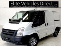 2013 FORD TRANSIT 2.2 280 LR 1d 99 BHP £6491.00