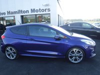 USED 2018 67 FORD FIESTA 1.0 ST-LINE 3d CAMERA, 18