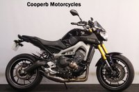 2015 YAMAHA MT 09 ABS  £5799.00