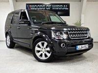 2015 LAND ROVER DISCOVERY 3.0 SDV6 SE TECH 5d AUTO 255 BHP £22980.00