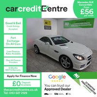 USED 2012 62 MERCEDES-BENZ SLK 2.1 SLK250 CDI BLUEEFFICIENCY AMG SPORT 2d AUTO 204 BHP