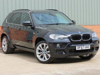 2007 BMW X5 3.0 D M SPORT 5d AUTO 232 BHP £SOLD