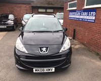 USED 2008 08 PEUGEOT 207 1.4 SW S 5d 94 BHP ESTATE STATION WAGON