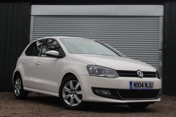 2014 VOLKSWAGEN POLO 1.2 MATCH EDITION TDI 5d 74 BHP £SOLD