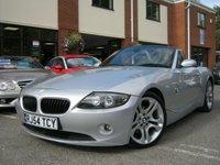 USED 2004 54 BMW Z4 3.0 Z4 SE ROADSTER 2d 228 BHP