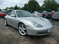 2000 PORSCHE 996 PORSCHE 911 CARRERA 4 996 COUPE £14999.00
