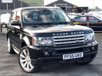 USED 2006 55 LAND ROVER RANGE ROVER SPORT 2.7 TDV6 HSE 5d AUTO 188 BHP *ONE OWNER, 20'' ALLOYS*