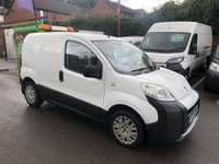USED 2009 09 CITROEN NEMO 1.4 610 LX HDI  AIR CON DOLBY CD ROOF FLASHING BECON 1 COMPANY OWNER WITH FULL SERVICE HISTORY  SUPER CLEAN VAN  LX MODEL 1.4 DIESEL HDI  AIR CON