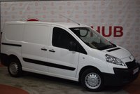 USED 2015 PEUGEOT EXPERT 2.0 HDI 1000 L1H1 PROFESSIONAL 128 BHP - Twin Side Doors