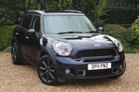 USED 2011 11 MINI COUNTRYMAN 1.6 COOPER S ALL4 5d 184 BHP 1 OWNER PLUS MINI DEALER DEMO - LOVELY CONDITION