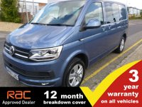 2017 VOLKSWAGEN TRANSPORTER KOMBI T32 SWB HIGHLINE 204ps £27500.00