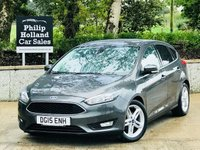 2015 FORD FOCUS 1.6 ZETEC TDCI 5d 114 BHP £SOLD
